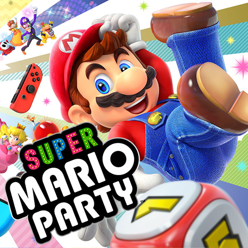 Mario Party Switch