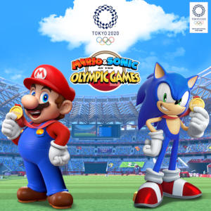 Mario and Sonic Olympics Switch