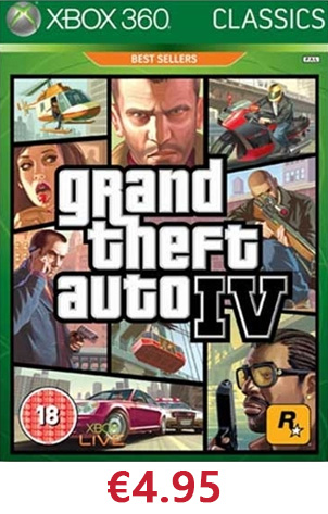 Our Offers GTA IV