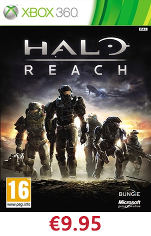 Our Offers Halo Reach