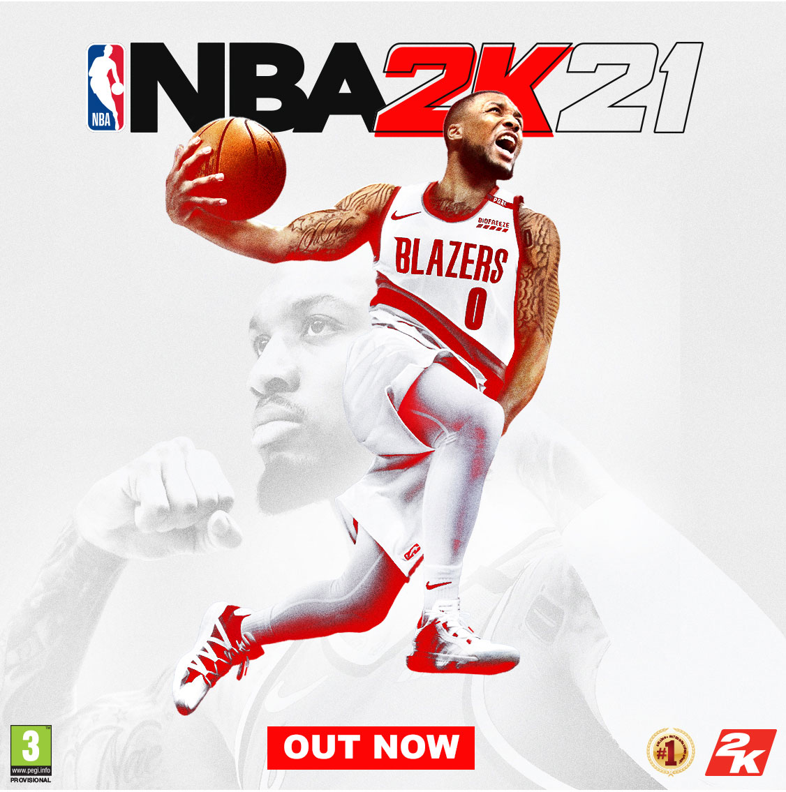 NBA 2K21 outnow