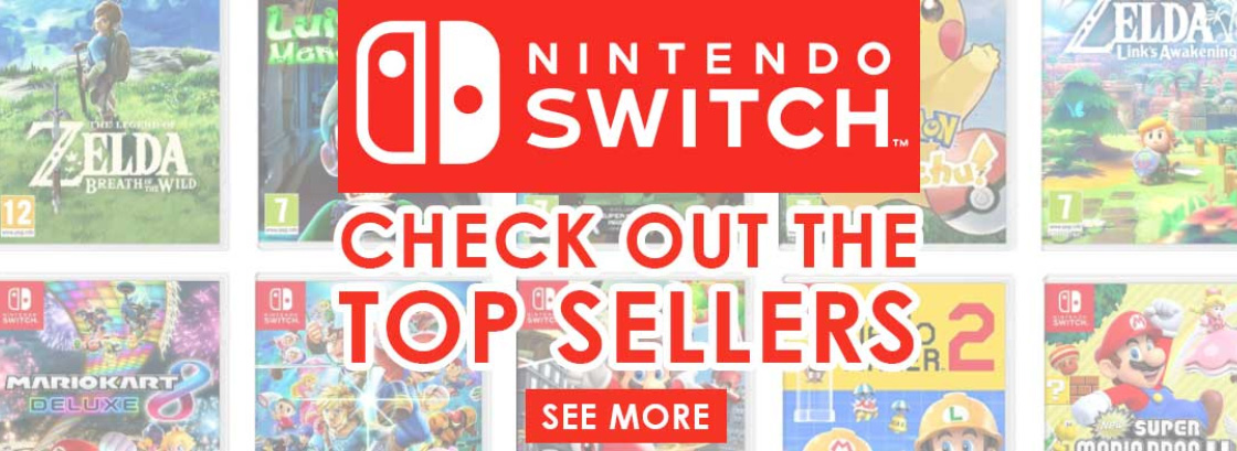 Nintendo Switch Top Sellers