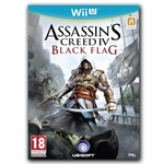 Assassins Creed 4 Black Flag (WiiU)