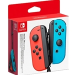 Joy-Con Controller Pair - Neon Red/Neon Blue (NS)