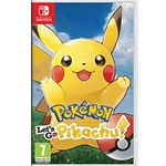 Nintendo Switch Pokemon Let's Go Pikachu! Bundle