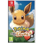 Pokemon Let's Go! Eevee on Nintendo Switch