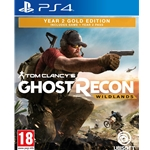 Ghost Recon: Wildlands Year 2 Gold Edition (PS4)