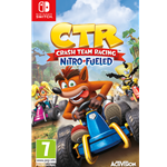 Crash Team Racing Nitro Fueled (Switch)