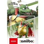 Amiibo King K. Rool (SUPERSMASH)