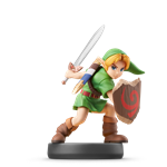 Amiibo Young Link (SuperSmash)