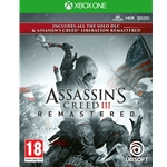 Assassin's Creed 3 Remastered (XBOXONE)