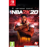 NBA 2K20 (SWITCH)