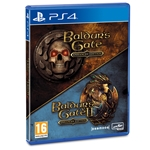 Baldurs Gate Enhanced & Baldurs Gate 2 (Beamdog Collection) PS4