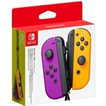 Switch Joy-Con Pair Purple/Orange