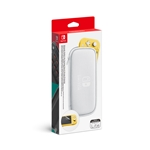 Switch Lite Carrying Case and Screen Protector