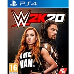WWE 2K20 Standard Edition (PS4)