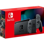 Nintendo Switch Console Improved Battery Life (Grey)