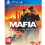 Mafia Trilogy: Definitive Edition (PS4)