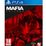 Mafia Trilogy Definitive Edition (PS4)