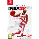 NBA 2k21 - Greek (PS4)
