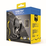 Steelplay Wired Headset HP-41 - Black (PS4/MULTI)