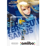 amiibo Zero Suit Samus No.40 (SuperSmash)