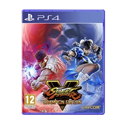 Street Fighter 5 Champion (PS4)