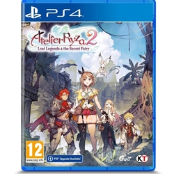 Atelier Ryza 2: Lost Legends & The Secret Fairy (Switch)