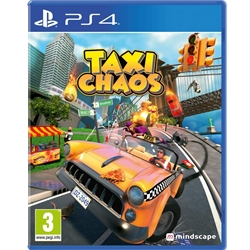 Taxi Chaos (Switch)