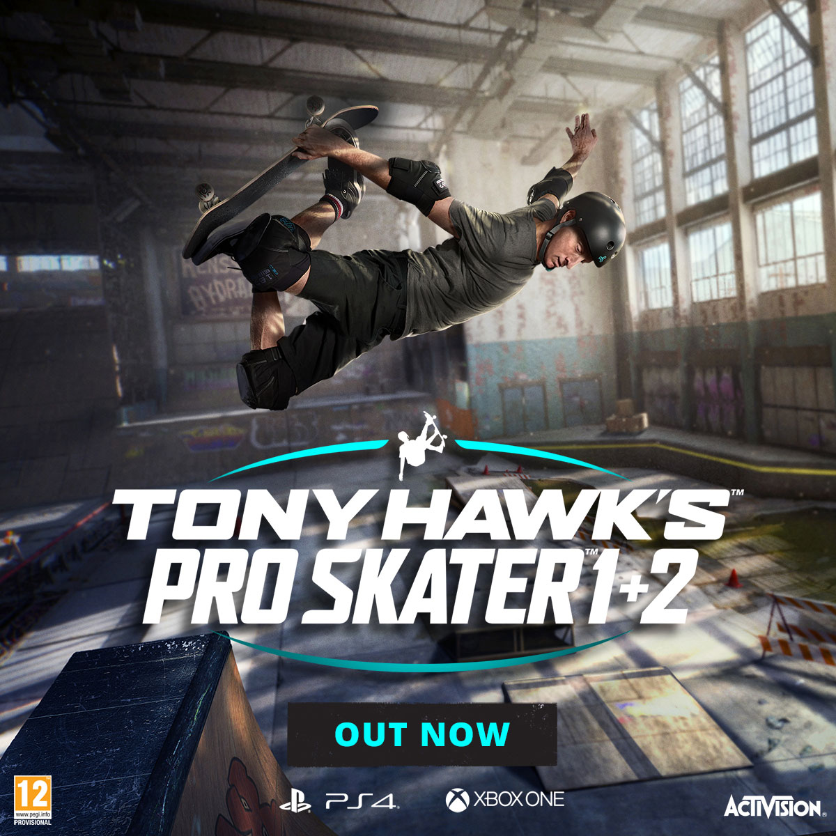 Tony Hawk Pro Skater Pre-order Now
